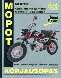 Haynes-kirja, suomi, Mopot-korjausopas