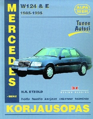 mercedes benz w124 service manual pdf