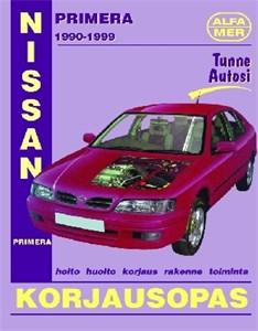Haynes Reparationshandbok, Nissan Primera, Universal