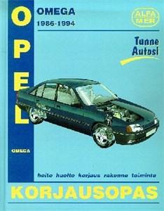 Haynes Reparationshandbok, Opel Omega