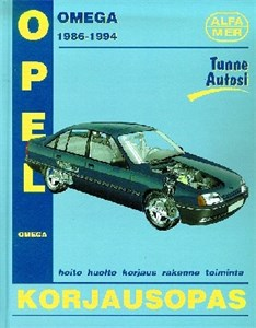 Haynes Reparationshandbok, Opel Omega, Universal