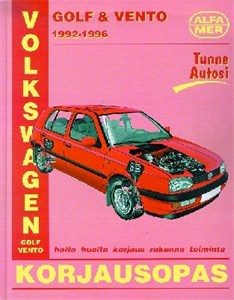 Haynes Reparationshandbok, VW Golf, Vento