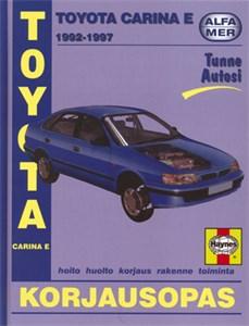 Haynes Reparationshandbok, Toyota Carina E