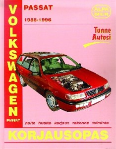 Haynes Reparationshandbok, VW Passat