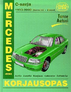 Haynes Reparationshandbok, Mercedes-Benz C-sarja