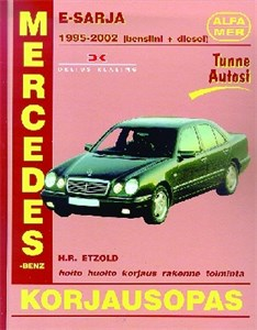 Haynes Reparationshandbok, Mercedes-Benz E-sarja
