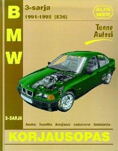 Haynes Reparationshandbok, BMW 3-sarja
