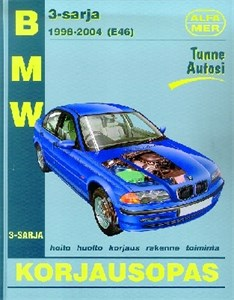 Haynes Reparationshandbok, BMW 3-sarja, Universal
