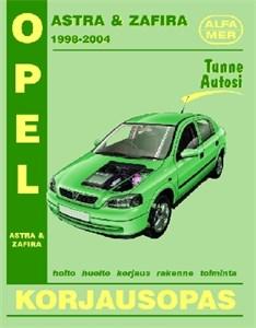 Haynes Reparationshandbok, Opel Astra & Zafira