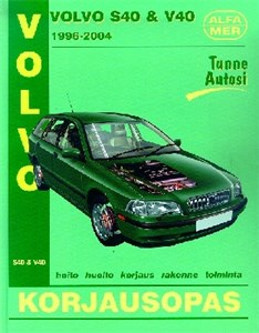 Haynes Reparationshandbok, Volvo S40 ja V40, Universal