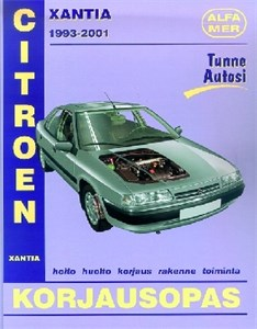 Haynes Reparationshandbok, Citroen Xantia bens./diesel