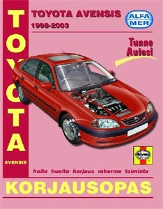 Haynes Reparationshandbok, Toyota Avensis, Universal