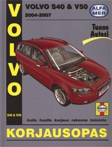 Haynes Reparationshandbok, Volvo S40 & V50, Universal