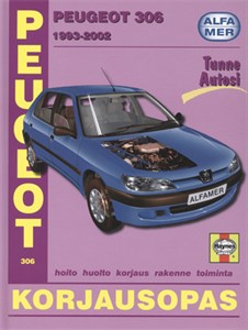 Haynes Reparationshandbok, Peugeot 306, Universal