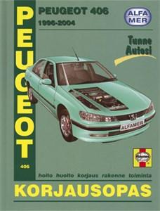 Haynes Reparationshandbok, Peugeot 406