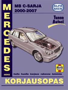 Haynes Reparationshandbok, Mercedes-Benz C-sarja, Universal