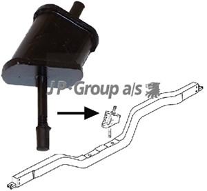 Bildel: Motorkudde, Höger eller vänster