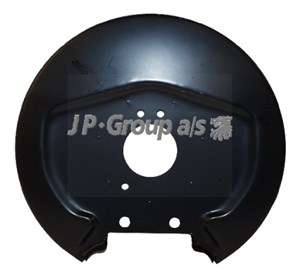 Brake Backing Plate, Front