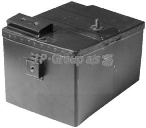 Bildel: Batterihållare, Höger fram