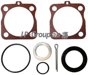 Gasket Set, wheel hub, Inner, Wheel side, Left, Right