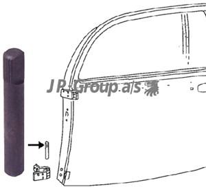 Reservdel:Volkswagen Passat Gångjärn, dörr