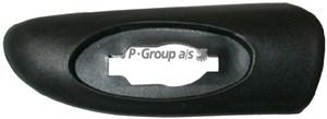 Pynte- / beskyttelseslist, skvettskjerm, Foran venstre