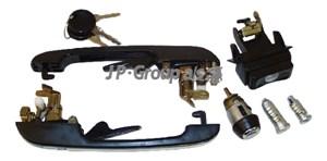 Reservdel:Volkswagen Golf Låssats, låssystem