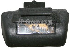 Licence Plate Light, Rear