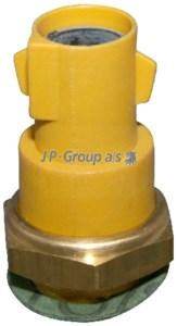 Blåsebryter, oppvarming / ventilasjon