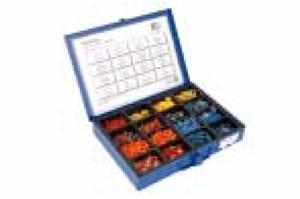 Tarvikelaatikko kaapelikengät 16 mallia, Universal
