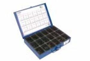 Værktøjskasse O-ringe (tommer) 18 størrelser, Universal
