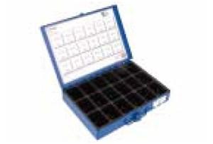 Værktøjskasse O-ringe (mm) 18 størrelser, Universal