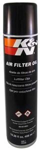 Filterolja K&N Filters, Universal