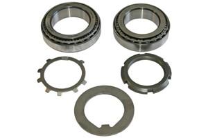 Reservdel:Volkswagen Crafter Hjullagersats, Bakaxel, Höger, Vänster