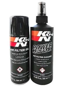 Rengöringskit K&N Filters, Universal