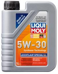 Motorolja, LEICHTLAUF Special LL 5W-30 1L, Universal