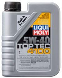 Motorolja, TOP TEC 4100 5W-40 1L, Universal