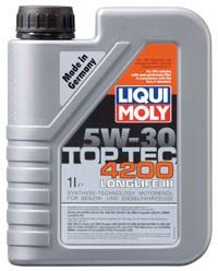Motorolja, TOP TEC 4200 5W-30 1L, Universal