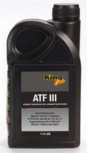 Automatic transmission oil ATF dexron III, Universal