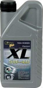 Öljy, täyssynteettinen, xl premium 5w-40, Universal
