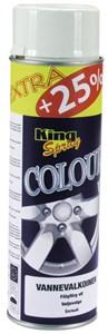 Felglakk, hvit 500 ml, Universal