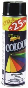 Akryllakk, blank svart 500 ml, Universal