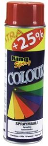 Akrylfärg, Röd 500 ml, Universal