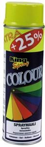 Akrylfärg, Gul 500 ml, Universal