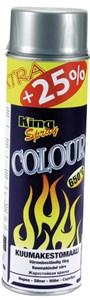 Värmefärg, Silver 500 ml, Universal
