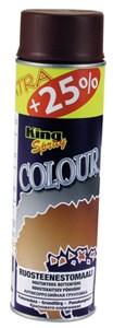 Ruostesuojamaali, punaruskea 500 ml, Universal