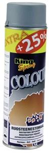 Rostskyddsfärg, Grå 500 ml, Universal