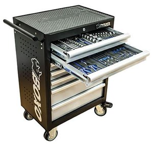 Tool trolley without tools, Universal