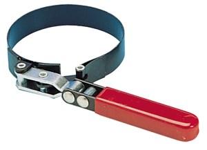 Oljefiltertang med bånd 110–121 mm, Universal