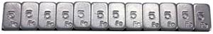 Balanseringsvekt, 12 x 5 gR, Universal